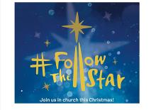 Christmas Eve - 4 pm: Christingle Servivce with Nativity Play (all children welcome to take part). Then 11.15 pm: Midnight Communion